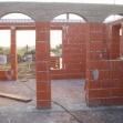 Prevedenie prekladov a vencov klasickou betonážou.