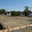 Príprava základovej dosky pred betonážou.