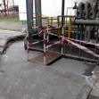 Betonáž základov pre novú nádrž.