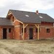 Zrealizovaná hrubá stavba