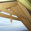 Detail krovu