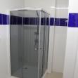 novopostavený hygienický uzol